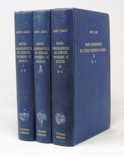 Nieuwkoop: B. de Graaf, 1964. Hardcover. Very Good. Tome I: lxvii, 531 pp.Tome II: 533 pp. Tome II...