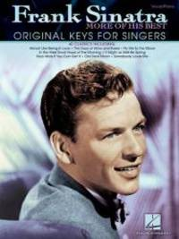 Frank Sinatra - More Of His Best (Original Keys For Singers) by Frank Sinatra - 2011-01-06 - from Books Express and Biblio.com