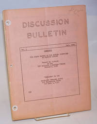 The class nature of the buffer countries in Eastern Europe. Report by M. Stein at the SWP National Committee Plenum, February, 1950