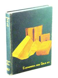 image of Evergreen and Gold '67 (1967): Student Yearbook of the University of Alberta