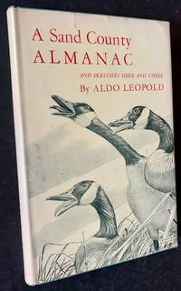 image of A Sand County Almanac and Sketches Here and There