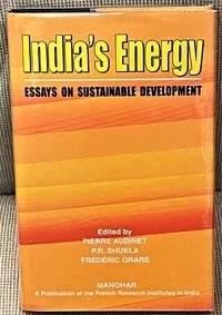 image of India's Energy, Essays on Sustainable Development