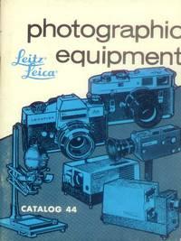Leitz Leica Photographic Equipment Catalog 44
