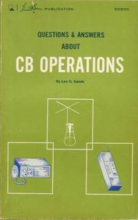 Questions and Answers About CB Operations