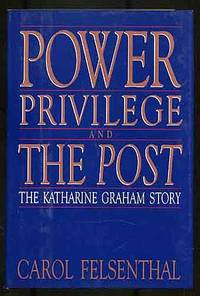Power Privilege and The Post: The Katharine Graham Story