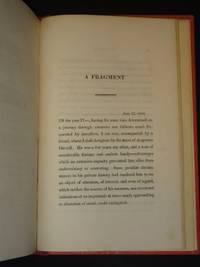 Mazeppa, A Poem; Ode (To Venice); A Fragment