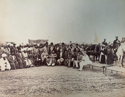 Rare group of Afghanistan photographs.
