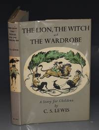 The Lion, The Witch and The Wardrobe. A Story For Children. Illustrations Pauline Baynes. 1950...