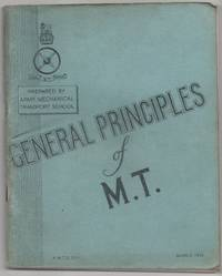 General Principles of M.T. A.M.T.S. 12/4. March 1945