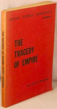 image of The Tragedy of Empire (Social Science Handbook, number 3).