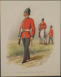 1st Battalion (West Melbourne) Victorian Infantry by  Henry Richard Sharland Bunnett - 1900 - from Antipodean Books, Maps & Prints (SKU: 16581)