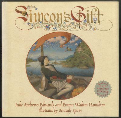 New York: HarperCollins, 2003. Hardcover. Fine/Fine. First edition. Thin square quarto. Fine in slig...