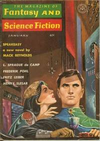 The Magazine of FANTASY AND SCIENCE FICTION (F&SF): January, Jan. 1963