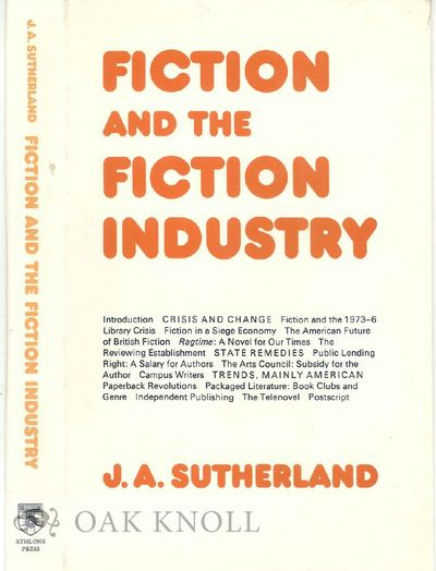 London: The University of London, The Athlone Press, 1978. boards, dust jacket. 8vo. boards, dust ja...