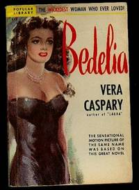 """Bedelia ...The Wickedest Woman Who Ever Loved!  Movie Tie-In - 1946 film """"Bedelia""""  Starring Margaret Lockwood, Anne Crawford, Ian Hunter, directed by Lance Comfort"""
