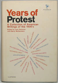Years of Protest: A Collection of American Writings from the 1930's