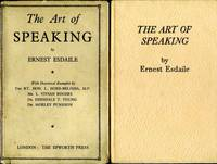 image of The Art of Speaking