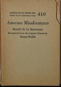 AMOUROUS MISADVENTURES.  LITTLE BLUE BOOK NO. 410