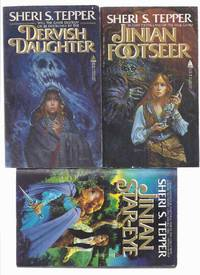 The End of the Game trilogy, comprising Jinian Footseer; Dervish Daughter; Jinian Star-Eye ---by...