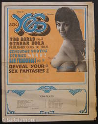 YES by  editor  Dan (editor-publsihers); William Margold - 1974 - from Alta-Glamour Inc. and Biblio.com