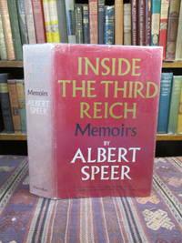 image of Inside the Third Reich, Memoirs by Albert Speer