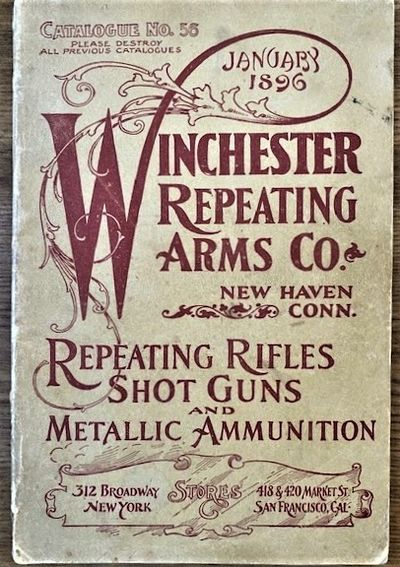 1896 WINCHESTER CATALOGUE