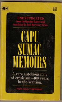 Capu Sumac Memoirs