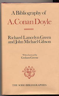 A Bibliography of A. Conan Doyle.
