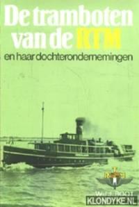 De tramboten van de RTM en haar dochterondernemingen
