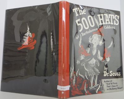 Vanguard Press. early edition. hardcover. near fine/very good plus. INSCRIBED early edition, hats go...