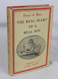The Real Diary of a Real Boy (Signed First Edition)
