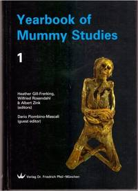 Yearbook of Mummy Studies - Volume 1