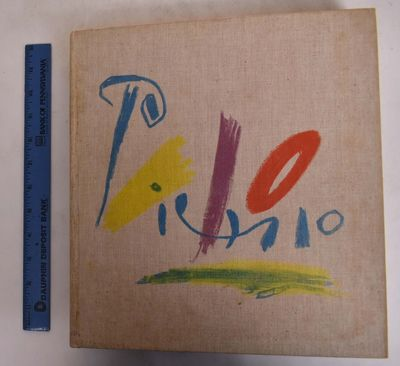 Paris/Amsterdam: Editions Cercle d'Art/H.N. Abrams, 1967. Hardcover. Good+ (covers soiled, very slig...