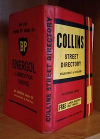 COLLINS STREET DIRECTORY Melbourne & Suburbs