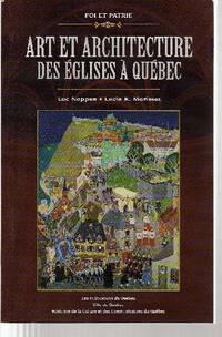 Art et architecture des églises à Québec.