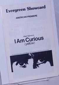 image of Evergreen Showcard American Premiere: Vilgot Sjoman's I Am Curious (yellow)