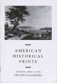 image of American Historical Prints, New York, April 23, 1998 (Sale 1789)