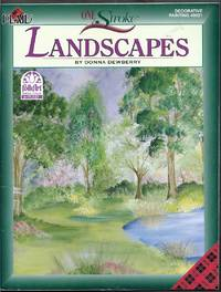 One Stroke Landscapes. Decorative Painting #9621