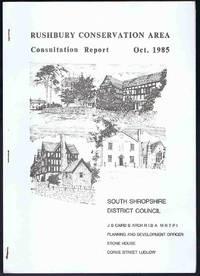 Rushbury Conservation Area Consultation Report