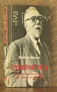 CYBERNETICS by Norbert Wiener - Paperback - Second edition - 1965 - from Andre Strong Bookseller and Biblio.com