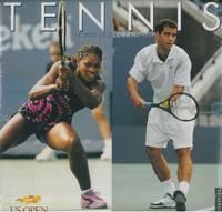 Tennis. The 2002 US Open Calendar.