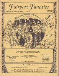 image of Fairport Fanatics [Fairport Convention] Issue #21, Winter 1987  (U.S.A.)