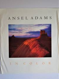 image of Promotional Poster: ANSEL ADAMS in Color