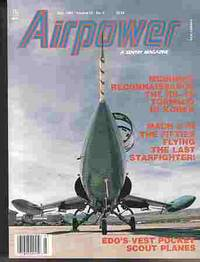 Airpower, Vol. 23, No. 4, July 1993 by  Joseph V Mizrahi - First Edition; First Printing - 1983 - from A Book Legacy and Biblio.com