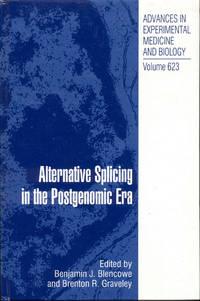 image of Alternative Splicing in the Postgenomic Era