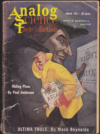 Analog Science Fact & Fiction, March 1961 (Volume 67, Number 1)