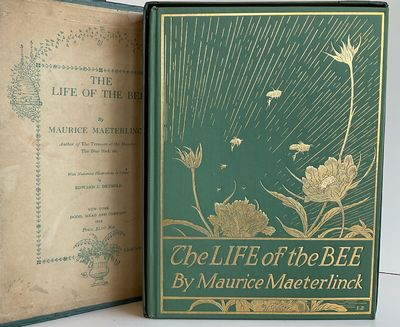 1st Detmold illustrated edition. 4to, full green cloth, pictorial gilt cover, 13 tipped-in color ill...