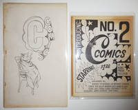 image of C Comics #1 and #2 (All Published)