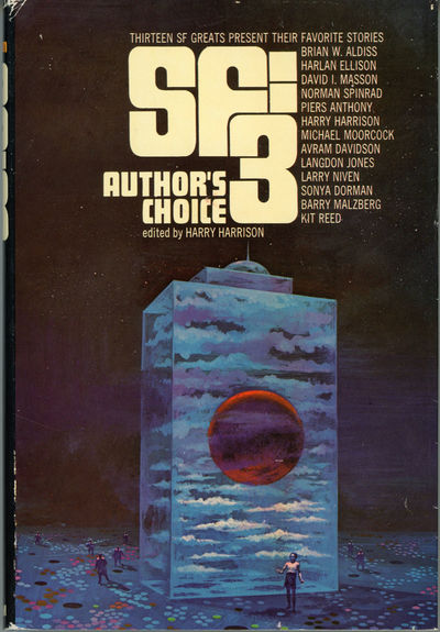 New York: G. P. Putnam's Sons, 1974. Octavo, cloth. First edition. Collects thirteen stories by Bria...