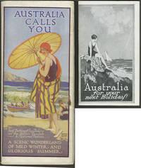 image of Australia Calls You to Sunshine, Freedom and Prosperity.  A Tourists' Paradise